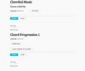 Status Update 11/18 – Chordial Music
